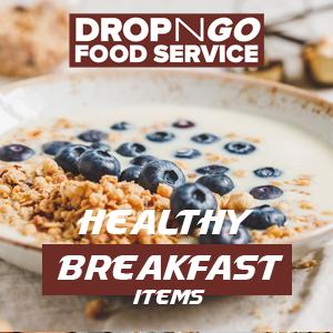 Healthy Breakfast Items